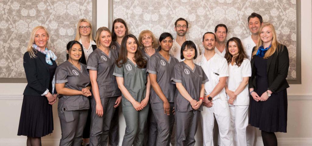 Wimpole Street Dental Clinic Team